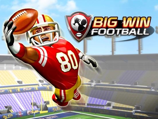 Big Win Football 2016 на iPad