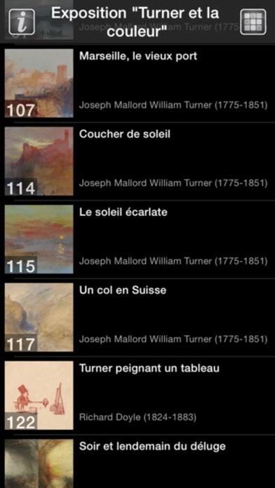 Screenshot #2 pour Turner et la couleur HD