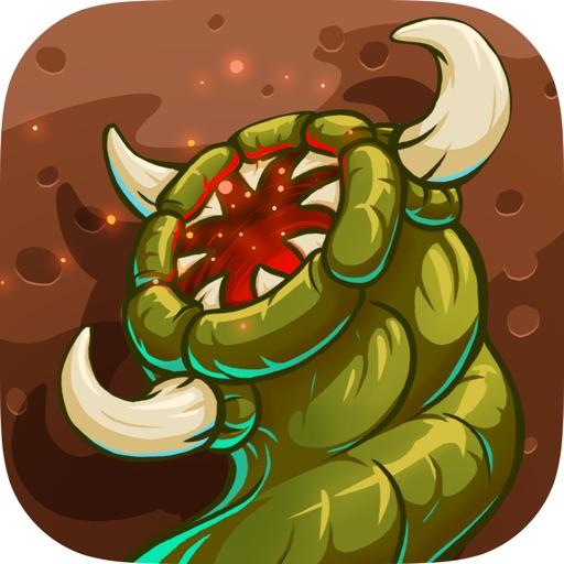 Slayer Worm PRO iOS App