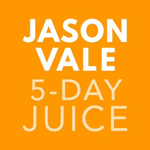 Jason Vale's 5-Day Juice Challenge (5lbs in 5 Days) App Ranking & Review