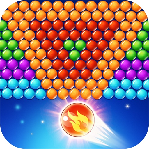 Crazy Bubble World - Bubble Shoot Classic iOS App