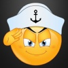 Navy Emojis Keyboard Memorial Day Edition by Emoji World