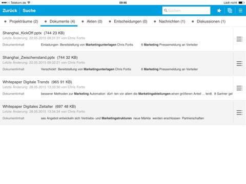 forcontent - Der Dokumentenmanager screenshot 4