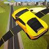 Flying Muscle Car simulator