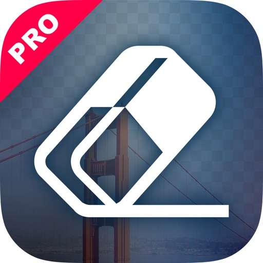 PicEraser - Background Eraser For SuperImpose Photo Editor & Cut Out Image Outline