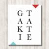 Tategaki Business Card Maker - 文字の縦書き、横書き対応名刺作成アプリ - Katsushi Nakano