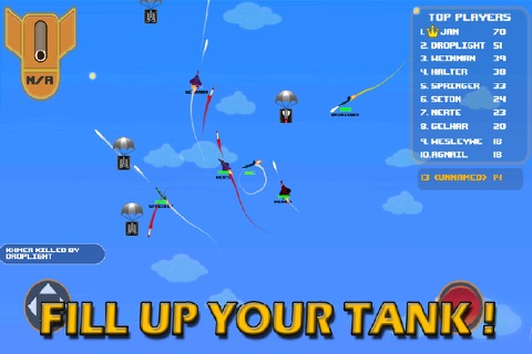 planes.io : Free Your Wings screenshot 1
