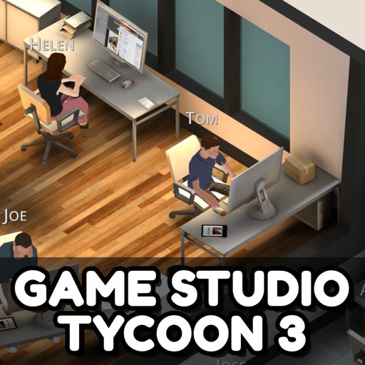Game Studio Tycoon 3 - The Ultimate Gaming Business Simulation Mac OS X
