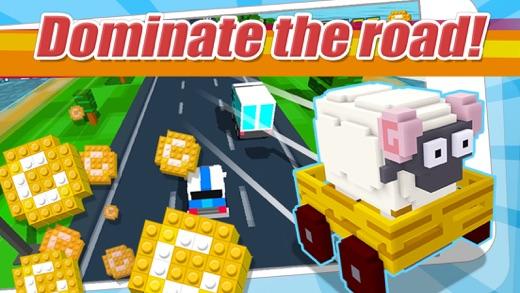 Crazy_Road Screenshot