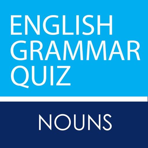 Nouns - Learn English Grammar Games PAD iOS App