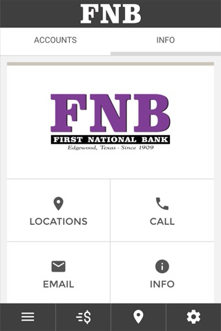 First National Bank of Edgewood screenshot 4