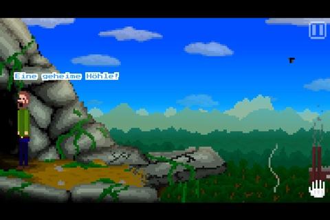 Paul Pixel - The Awakening screenshot 1