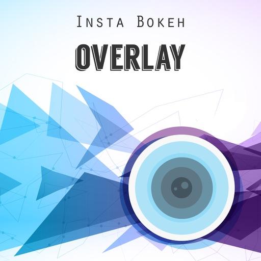 Insta Bokeh - Overlay, Photo Effects FX & vintage texture Icon