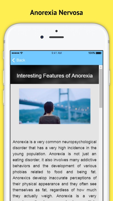 Screenshot for Anorexia - Women Dealing With Anorexia in Germany App Store