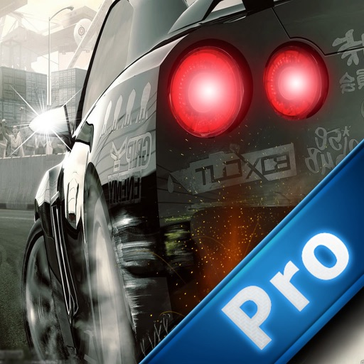 Bad Guys Behind The Driving Pro - Amazing Car Race Game iOS App
