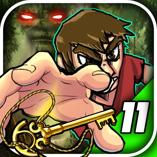 No one can escape - ancient castle iOS App