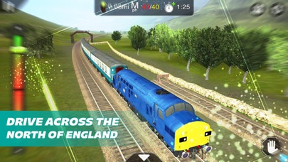 Train Driver Journey ... screenshot1