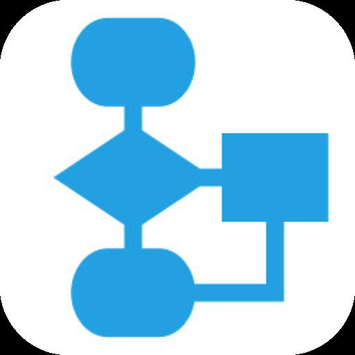 FlowChart Designer Pro  - Workflow & Diagram Design For Mac