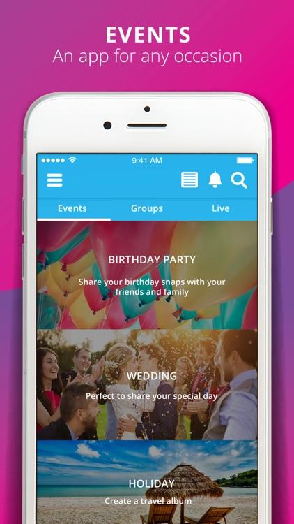 Vizze - Photo Sharing App by INNOVATION APPS PTY LTD