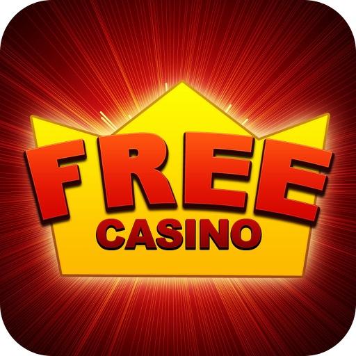 Free Casino Vegas Slots Game iOS App
