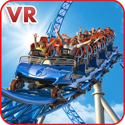 VR Jurassic Jungle Roller Coaster Free iOS App