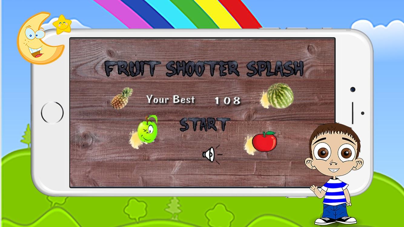 Fruit shooter games - Fruit Shooter Splash