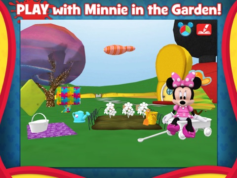 Screenshot #4 for Mickey Mouse Clubhouse - Color & Play