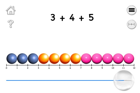 NumberShapes Whiteboard Lite screenshot 2