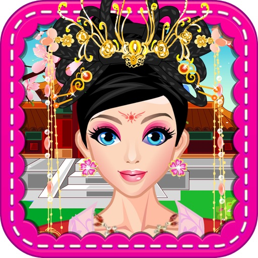Chinese Empress - Girls Ancient Fashion Games iOS App