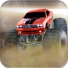 Offroad Monster Truck Stunts 2016: Up-Hill Drive in a 4x4 SUV Racing Game for a Driving Test