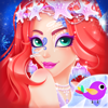 Libii Girls Game - Princess Face Paint - Girls Makeup, Dressup and Makeover Games artwork