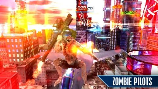 Zombie Benjamins Screenshot