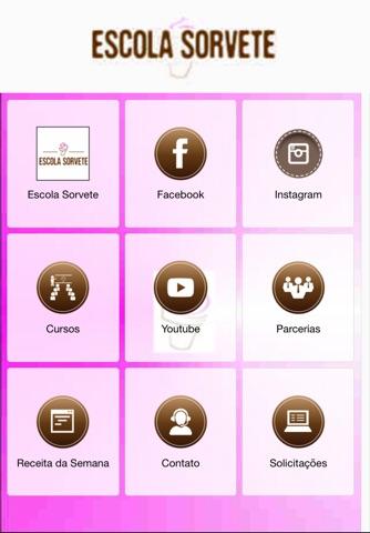 Escolasorvete screenshot 1
