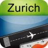 Zurich Airport (ZRH) Flug-Tracker Swiss radar
