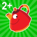 TinyHands what's my pair 1: Kids educational learning games - Free apps for 2-3-4 year olds baby & toddler icon