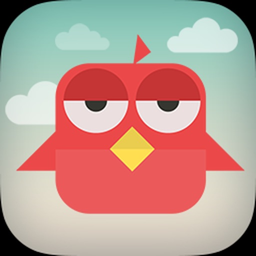 Brave Bird Flappy iOS App