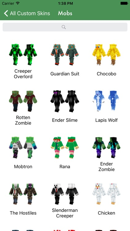 Skins For Minecraft PE - Minecraft Skins by Thang Tran Danh