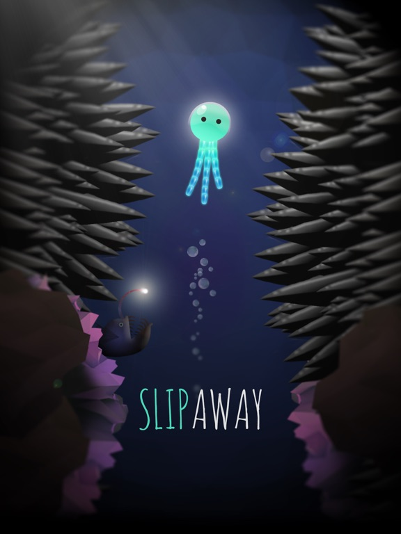 Screenshots of Slip Away for iPad