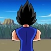 3D Super-Hero Battle Run - Goku Super-Saiyan Dragon-Ball Z Edition