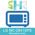 Showhow2 for LG MC-2841SPS Microwave icon