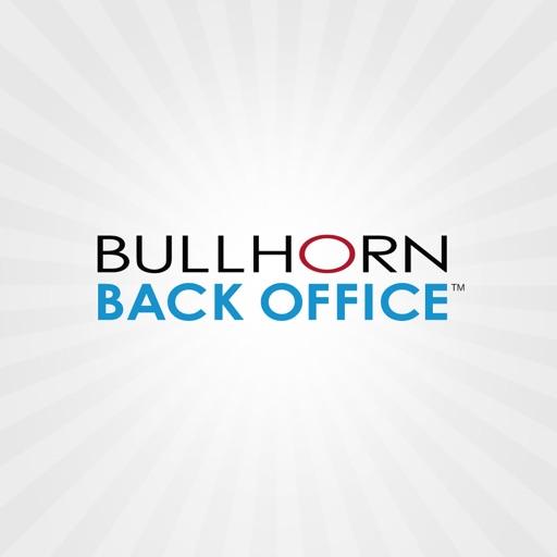 Bullhorn Back Office iOS App