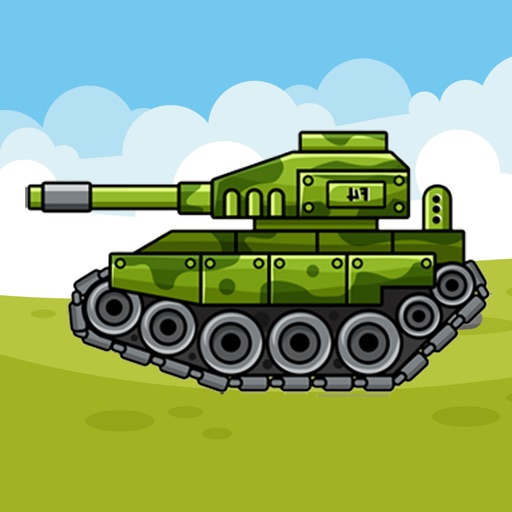 Tank War Invasion iOS App