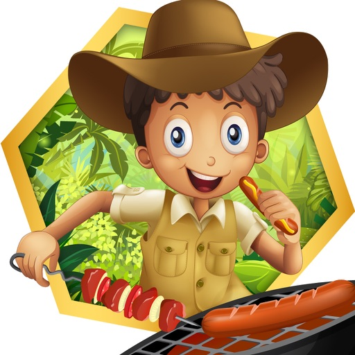 Camping Adventure & BBQ - Outdoor cooking party and fun game iOS App