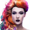 Hair Color Changing App - Digitally Restyle Looks with Various Shade.s and Extension.s