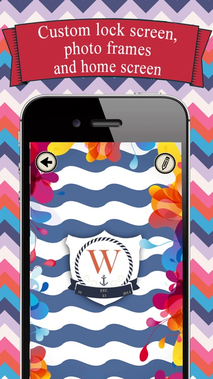 Monogram Wallpapers HD Set Cool Backgrounds Designs With Initials And Monograms