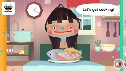 Screenshots of Toca Kitchen 2 for iPhone