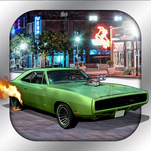 American Muscle Car Simulator - Turbo City Drag Racing Rivals Game PRO iOS App