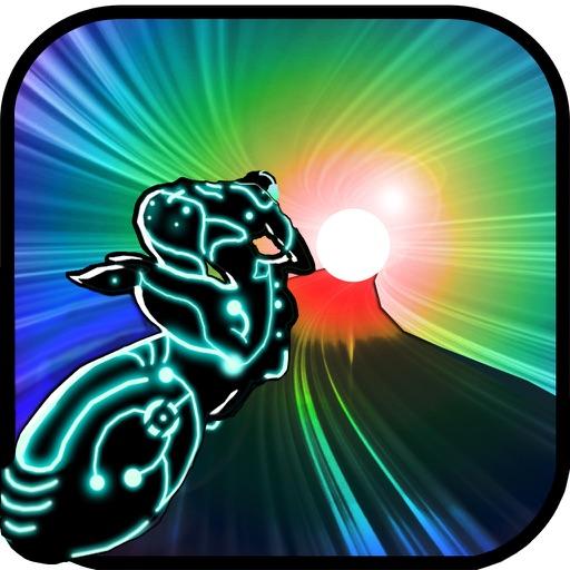 Neon Bike 3D iOS App