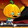 Pumpkin Boy Volcano Run