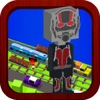 City Crossing Game Adventure For Kids: Antman Version